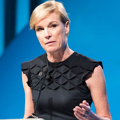 Video thumbnail, Cecile Richards, Planned Parenthood